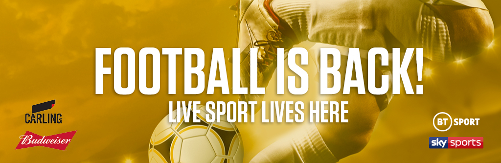 Watch live football at The Railway