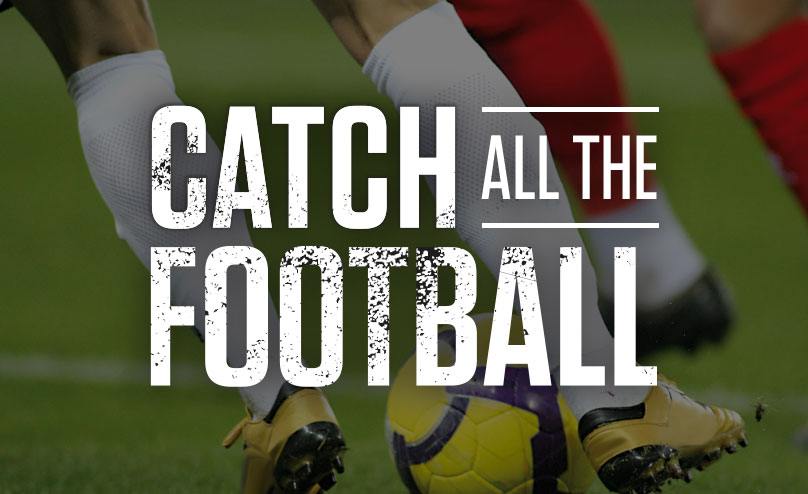 Watch Football at The Railway