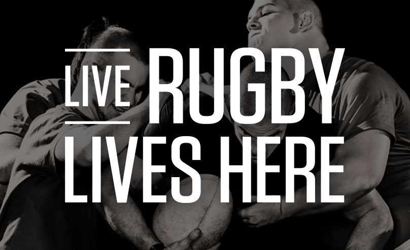 Watch Rugby at The Railway