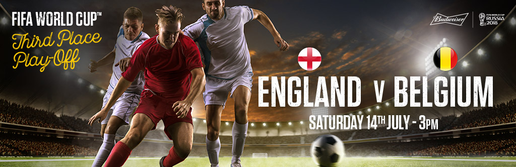 England Football live at The Railway