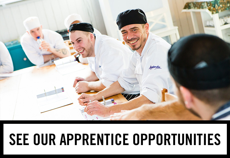 Apprenticeships at The Railway