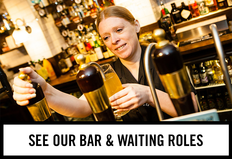 Bar roles at The Railway