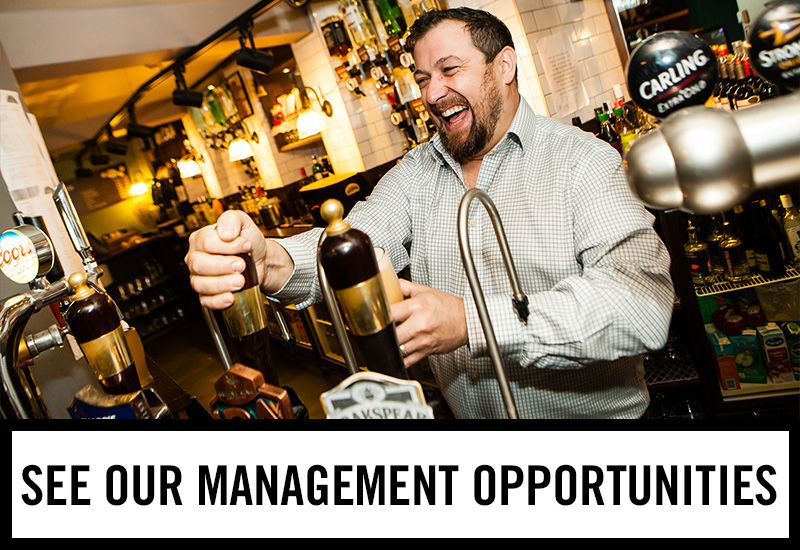 Management opportunities at The Railway